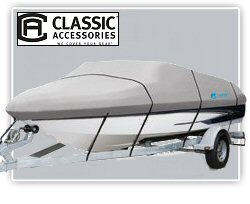 HURRICANE & SILVER-TECH Universal Fit Boat Covers