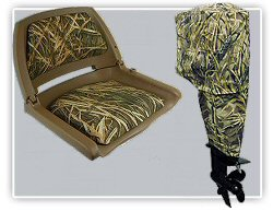 Camo Seats, Covers & Paint