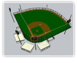 FIELDSAVER® Baseball Field Covers & Protectors