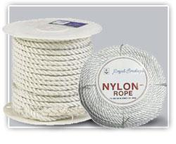 Nylon Twist Rope - Coils & Spools