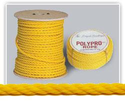 Polypropylene Rope - Coils & Spools