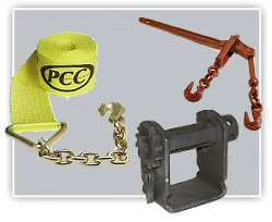 Cargo Control Straps, Winches & Accessories