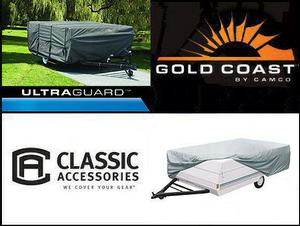 Pop-Up Camper Trailer Covers