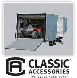Toy Hauler Covers & Screen Kits