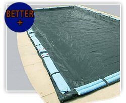 Heavy-Duty 'Plus' Winter Pool Covers, In-Ground
