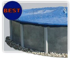 XHD Winter Pool Covers, Above-Ground