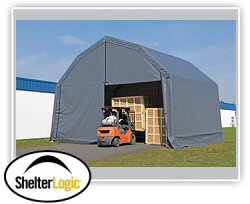 Barn Style Large Area Shelters