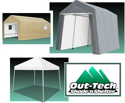 OUT-TECH Shade'nShelter Outdoor Canopies