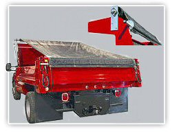 Dump Truck Tarp Roller Kits At Tarp Amp Cover Superstore